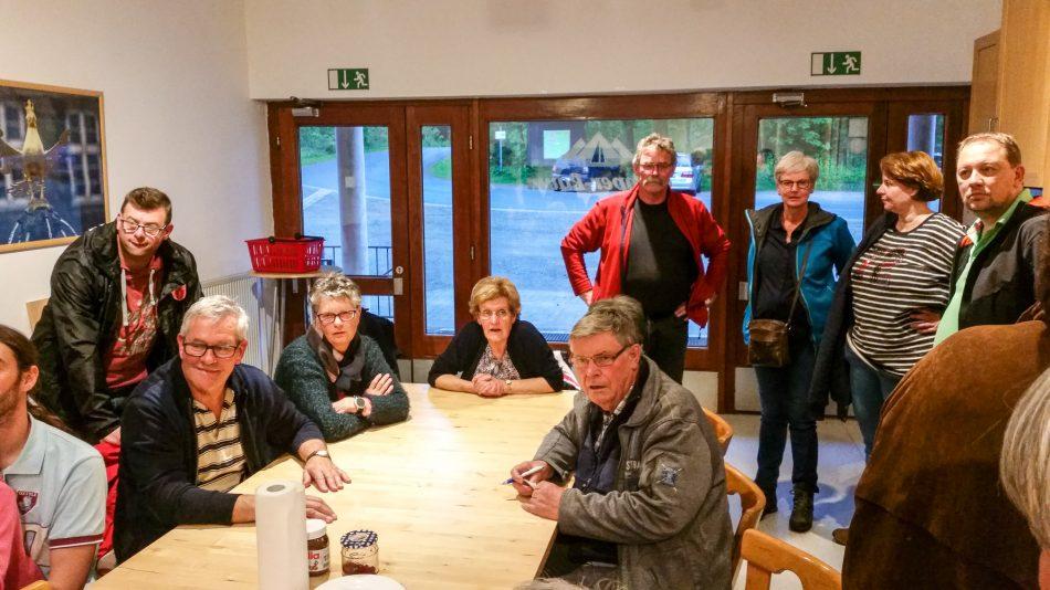 Gea excursie naar de Harz, Start bijeenkomst