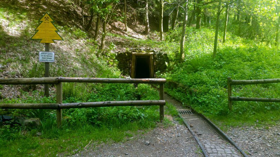 Mijn Roter Bär, Sankt Andreasberg, Harz