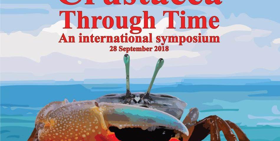 Symposium poster Crustacea Through Time